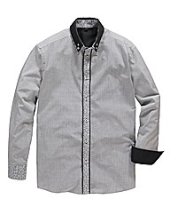 Black Label Lescala Paisley Shirt Long