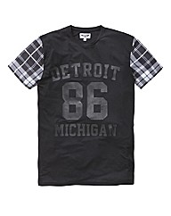Label J Detroit T-Shirt Long