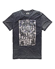 Label J Chicago T-Shirt Long