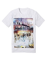 Label J New York Dreams T-Shirt Long