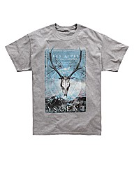 Jacamo Ashworth Graphic T-Shirt