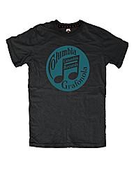 Columbia Records Black Tshirt