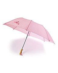 Pink Duck Head Umbrella