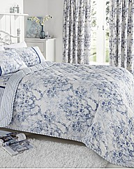 Lichfield Quilted Throwover