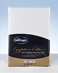 Silentnight Egyptian Mattress Protector