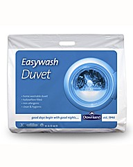 Easy Wash Duvet 4.5 Tog