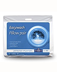Easy Wash Pillows