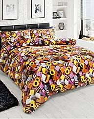 Sweets Duvet Cover Set