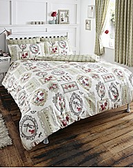 Pretty As A Picture Duvet Cover Set
