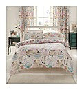 Vintage Collage Duvet Cover Set