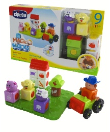 Chicco Magic Block Farm