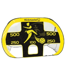Kickmaster Quick Up Goal and Target Shot