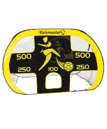Kickmaster Quick Up Goal and Target Shot
