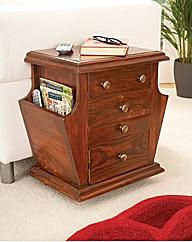 Sheesham Wood Clutter Buster