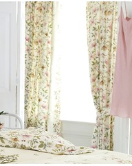 Cottage Garden Range Curtains & Tiebacks