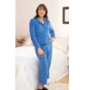 Fluffy Fleece Lounge Suit