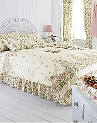 Cottage Garden Range Flannel Sheet