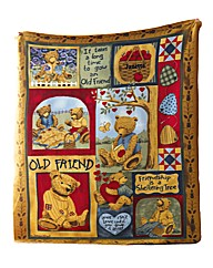 Personalised Friendship Blanket
