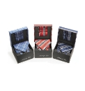 Gentlemans Trio Tie Hanky and Cufflinks