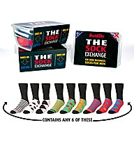 Business Oddsocks Mens Pack 6