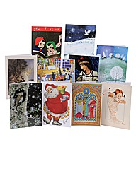Help For Heroes Christmas Cards Pk 20