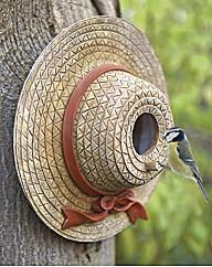 Bird House Garden Hat