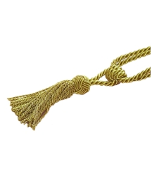 Tassel Tie Backs Pair