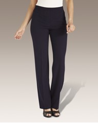 MAGIFIT Straight Leg Trouser 25in