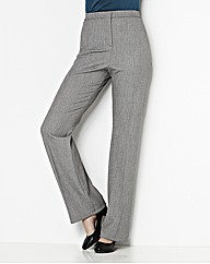 MAGISCULPT Straight Leg Trouser 27in