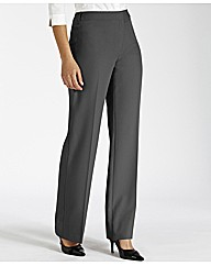 Value Straight Leg Trousers 29in