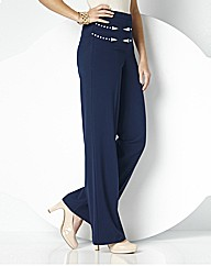 MAGISCULPT Wide Leg Trousers 31in
