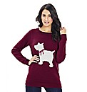 Scottie Dog Jumper