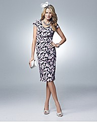 Print Dress 41in