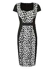 MAGISCULPT Jersey Midi Dress 45 inch