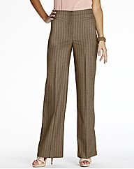 MAGIFIT Wide Leg Trousers 27in