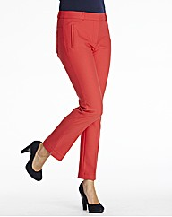 Truly WOW Ankle Grazer Trousers 27in