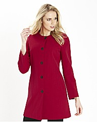 Mix and Match Longline Jacket