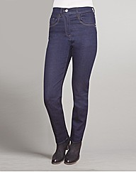 Top to Toe Straight Leg Jeans 29in
