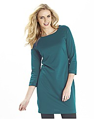 Ponte Tunic Dress 33in