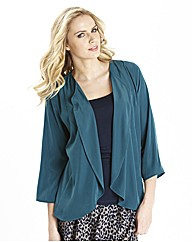 Soft Waterfall Jacket
