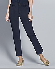 Top to Toe Chino Capri Trousers 27in