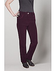 Top to Toe Cord Trousers 29in