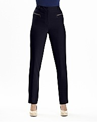 Slim Leg Trousers 27in