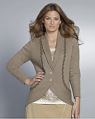 Petite Top to Toe Cardigan