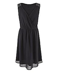 Embellished Dress 41in