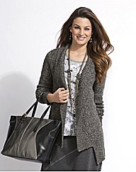 Top to Toe Waterfall Cardigan