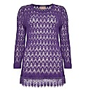 Top to Toe Pointelle Jumper