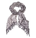 Top to Toe Print Scarf