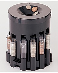 Cylindrical Coin Sorting Machine