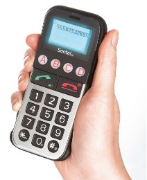 Sentel 600 Mobile Phone